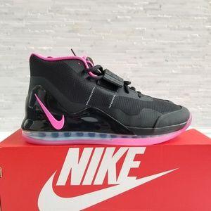 New NIKE Air Force Max Sneakers Pink Blast